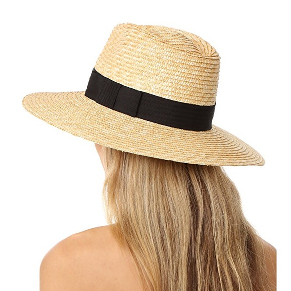 Brixton  Joanna  Straw Hat Honey Color Size Small 01d07a6426aa